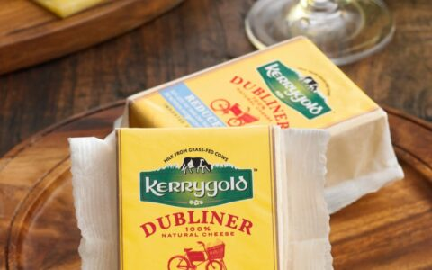 Du fromage Dubliner - kerrygold
