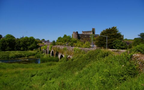 Glanworth Bridge et son château - IrishFireside - cc