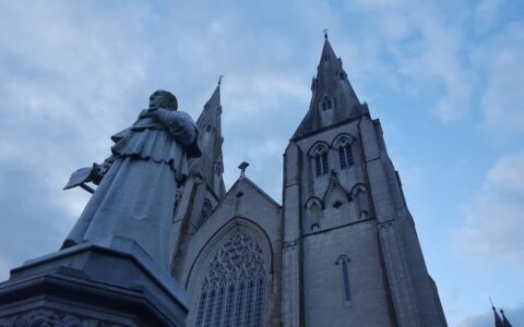 La St Patrick's Cathedral d'Armagh