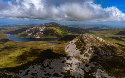 Derryveagh mountains - © stevie