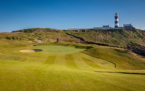 Des golfeurs au Old Head Golf Links - Sinead McCarthy
