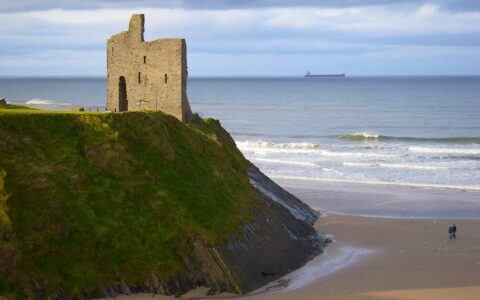 Le Ballybunion castle - Neil Tackaberry - cc
