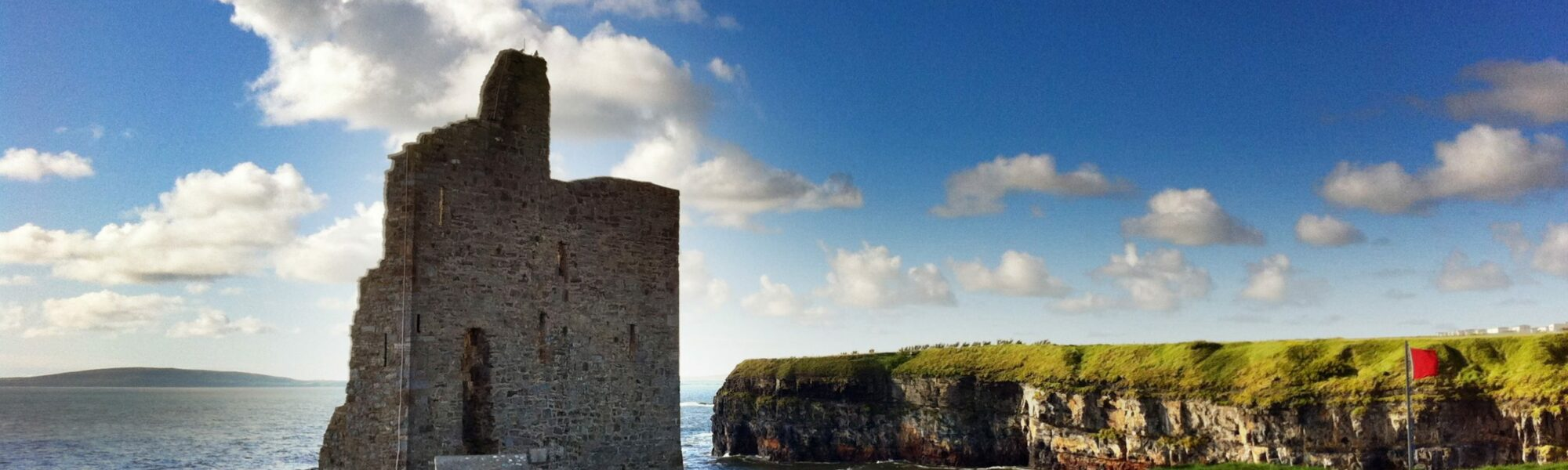 Le Ballybunion Castle - Jeff and Neda Fields - cc
