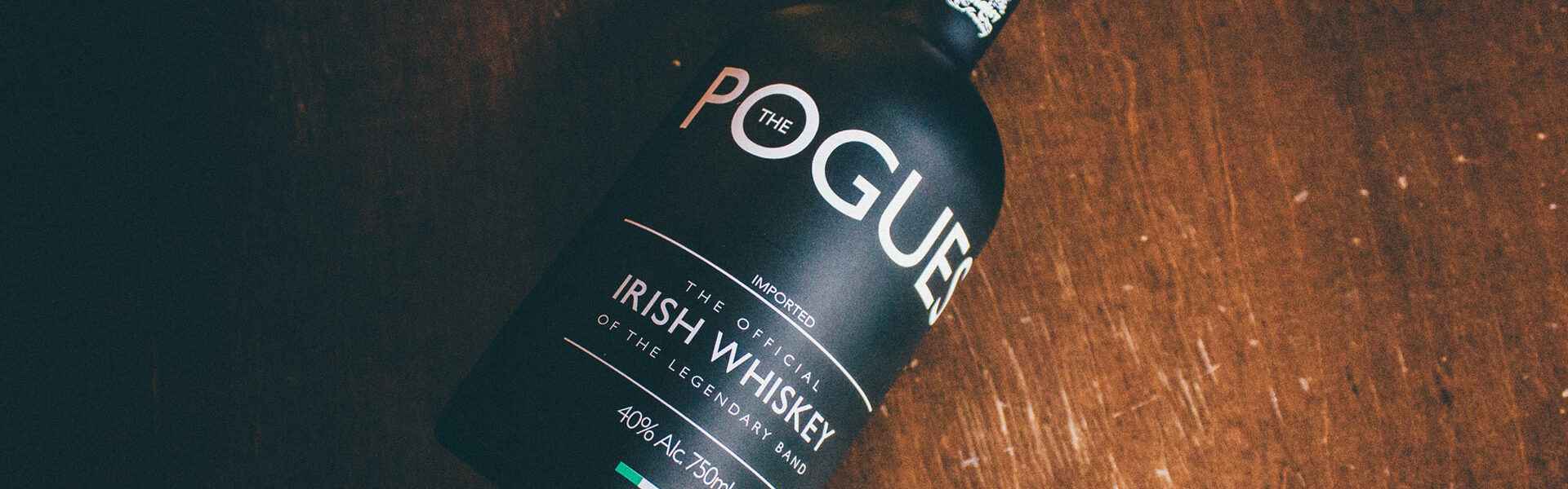 The Pogues xwhiskey - http://www.insidehook.com - cc