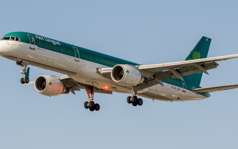 Aer Lingus - Heads Up Aviation - cc