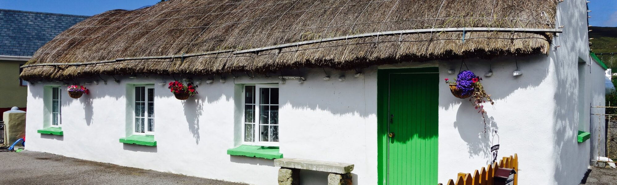 Glencolmcille Folk Village - Lynn Gallagher - cc