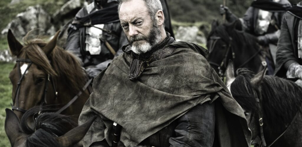 Liam Cunningham dans Game of Throne - HBO