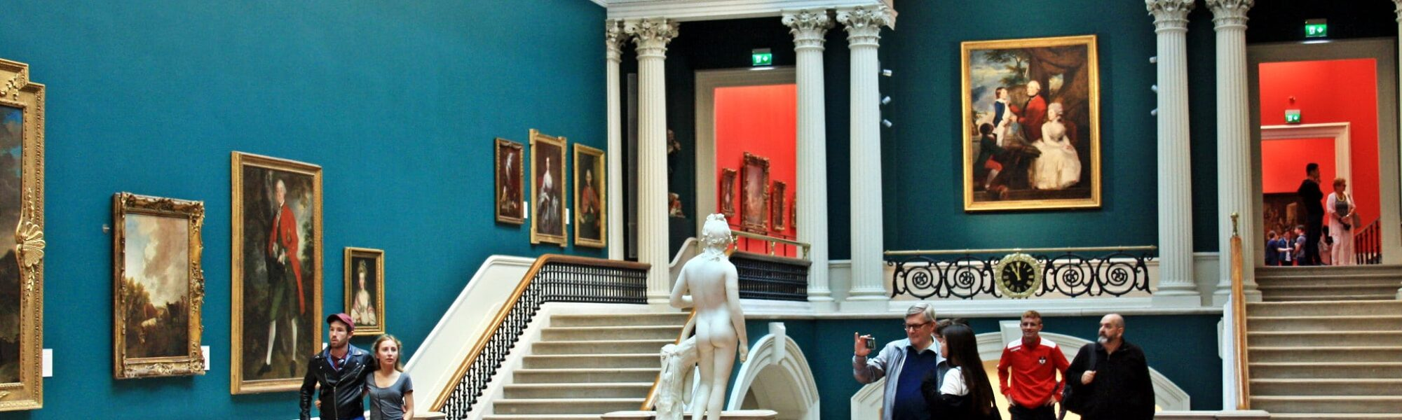 National Gallery of Ireland - A guy called John - cc
