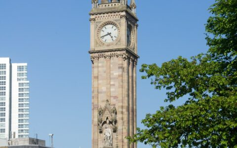 La Albert Memorial Clock Tower - William Murphy - cc