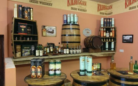 Le Cooley Whiskey Visitor Centre