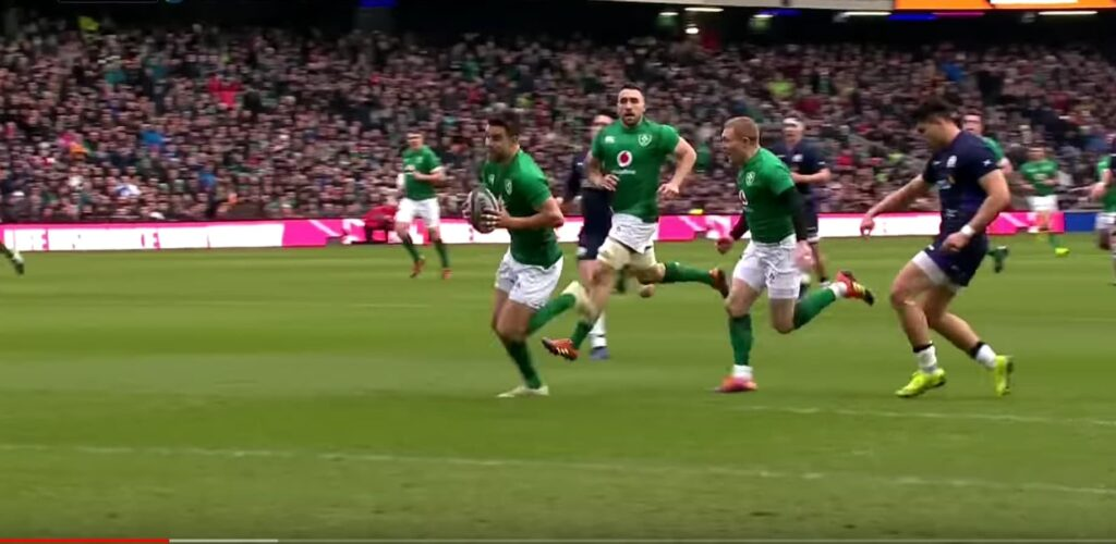 Tournoi des 6 nations - Ecosse - Irlande