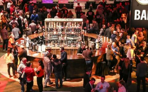 Le Alltech Craft Brews & Food Fair - https://www.alltechbrews.ie