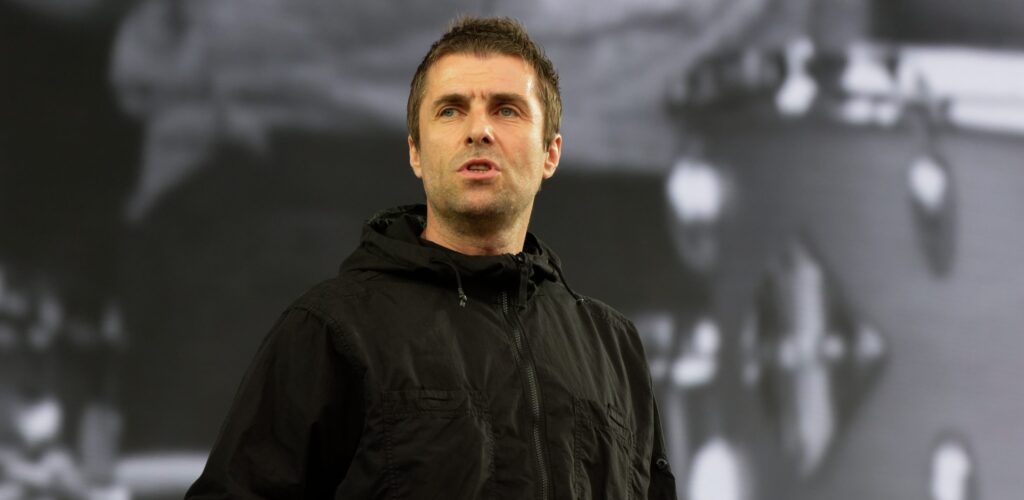 Liam Gallagher - Thesupermat - cc