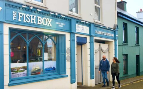 The Fish Box à Dingle