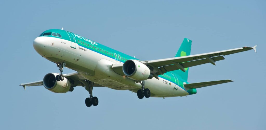 Aer Lingus - Chris Turner - cc