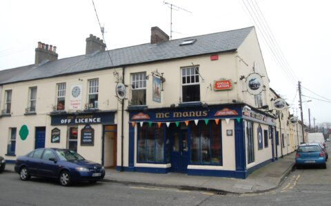 Le McManus irish pub à Dundalk
