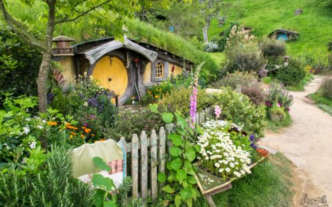 Glenview Gardens & Hobbit House