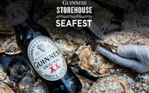 Le Guinness Storehouse Seafest
