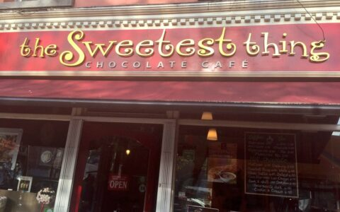 The Sweetest Thing à Dublin
