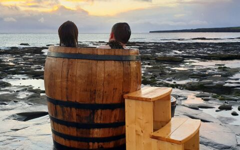 Un bain au Wild Atlantic Seaweed Baths