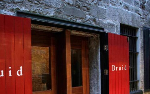 Le Mick Lally Theatre de la compagnie Druid