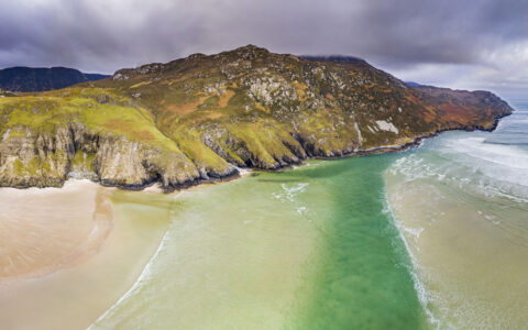 La Maghera Beach and Caves - 123rf