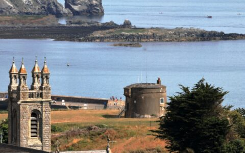 La Martello Tower de Howth - Sean O'Neill - cc