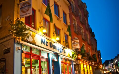 Le McDonagh's à Galway