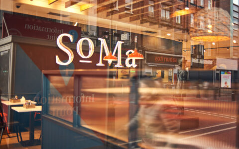 Le SoMA at the Spire - https://somarestaurants.ie