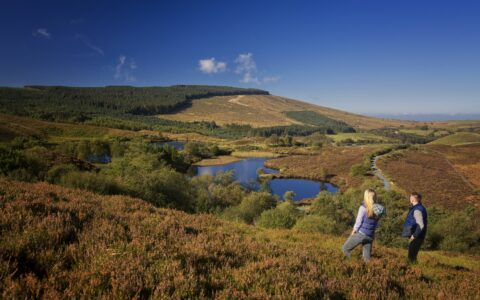 Les Gortin Glen Lakes - Courtesy of Tyrone and Sperrins destination