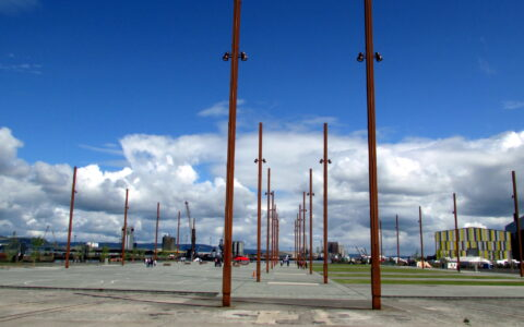 Les Titanic Slipways - Reading Tom - cc