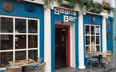 Le Sean's Bar - Plus vieil irish pub d'Irlande