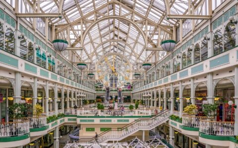 Le Stephen's Green Shopping Centre