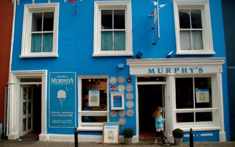 Murphy's Ice cream à Dingle - Keith Ewing - cc