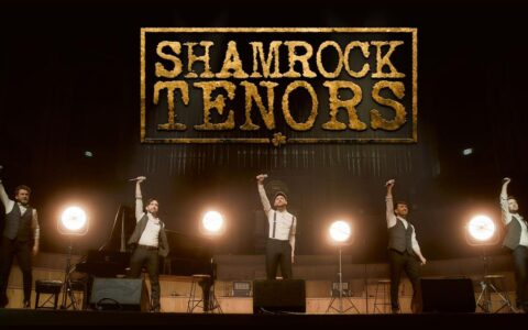 Les Shamrock Tenors - Tourism Ireland