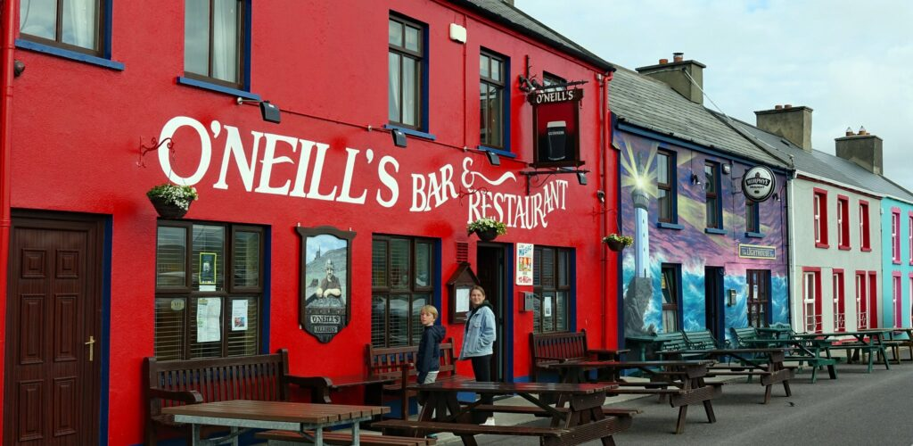 Le O'Neill's bar & restaurant à Allihies - Allie_Caulfield - cc